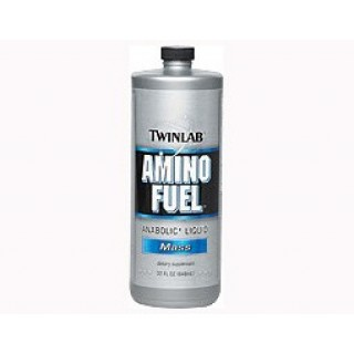 Amino Fuel Liquid Twinlab