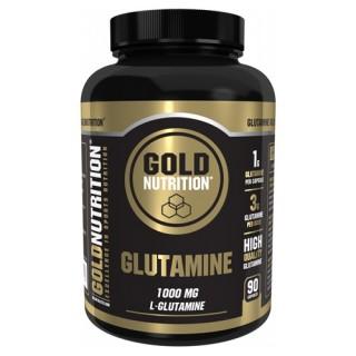 Glutamina Goldnutrition 1000mg