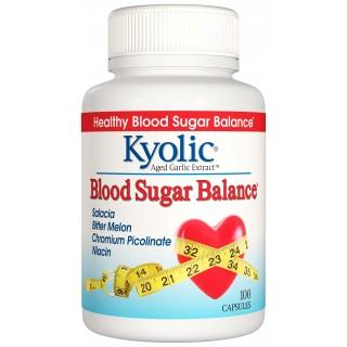 kyolic blood sugar