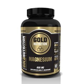 Magnesio Goldnutrition 60 Und