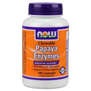 Now Papaya Enzimas