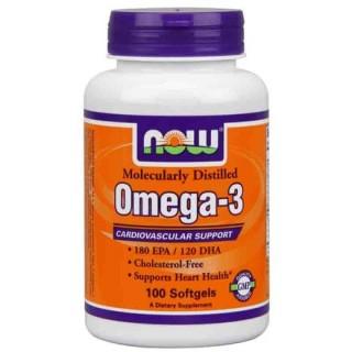 Omega 3 - Now