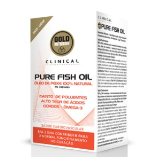 Pure Fish Oil GoldNutrition Clinical