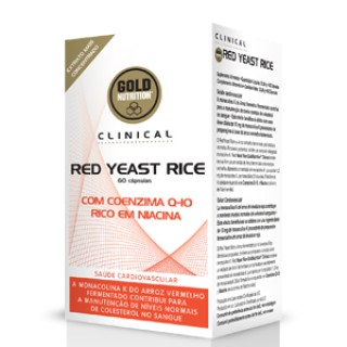 Red Yeast Rice GoldNutrition Clinical