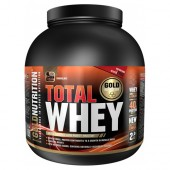 Total Whey Proteina GoldNutrition