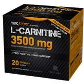 L-carnitina 3500 Bio-Hera