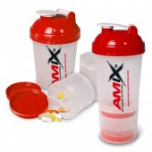 Shaker con pastillero Amix