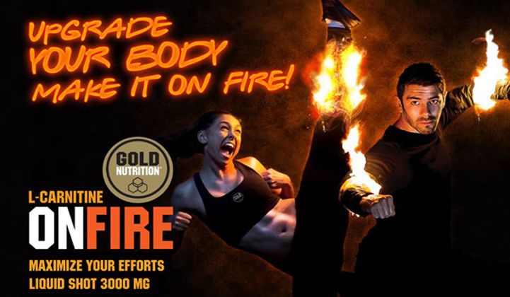 Onfire GoldNutrition